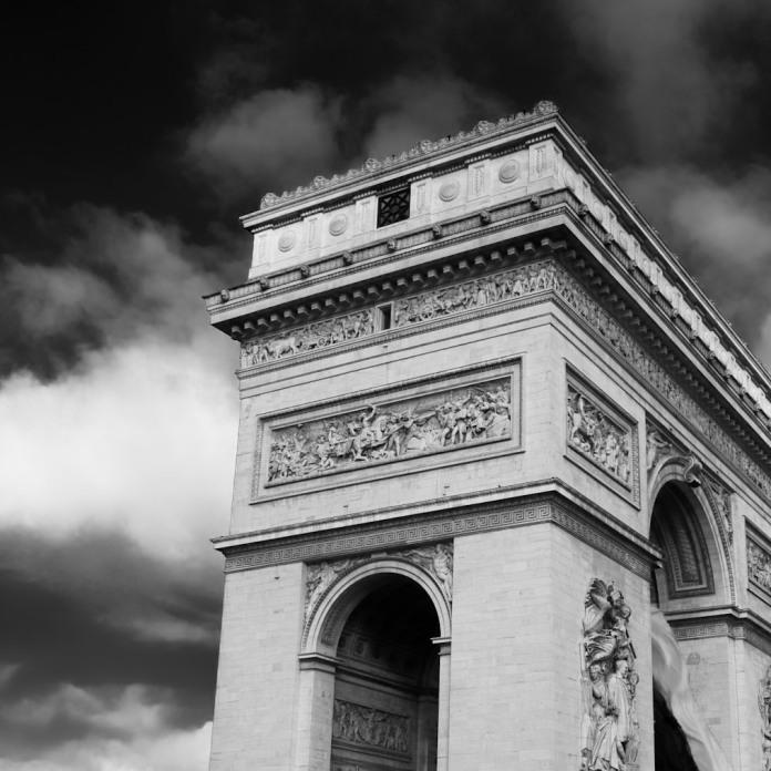 JCANGELCRAFT PARIS IMAGES ARC DE TRIOMPHE